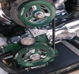 serpentine pulley