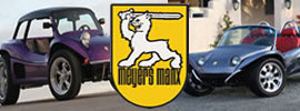 Meyers Manx logo