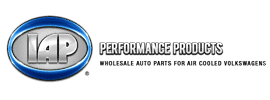 IAP performance logo