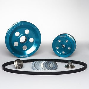 MST V-Belt Pulley Kit - Matador - Ocean Wave Blue
