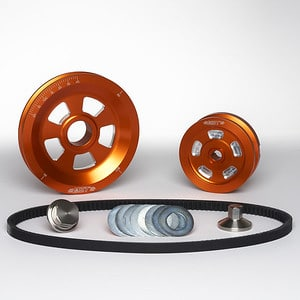 MST V-Belt Pulley Kit - Renegade - Orange
