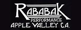 Rababak Performance logo
