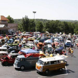 Hot Volkswagen Car Show